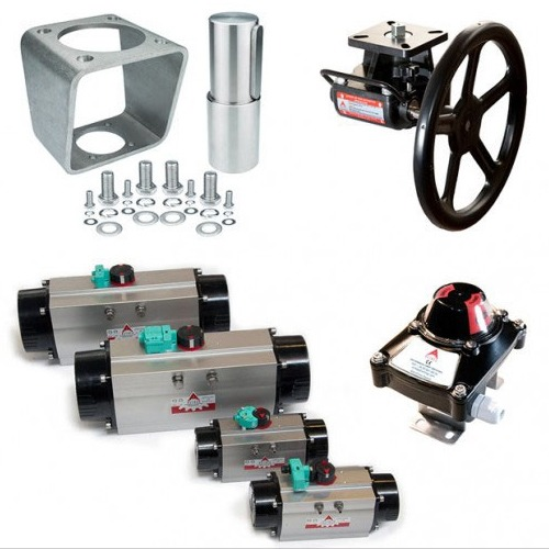 ACTUATORS ACCESSORIES